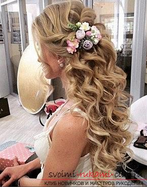 Interesting and trendy hairstyles for long hair for 2016 with their own hands. Photo number 17
