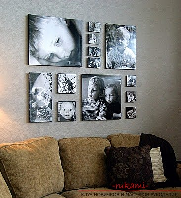 A gift for loved ones made by own hands. A variety of presents with a photo .. Photo # 2