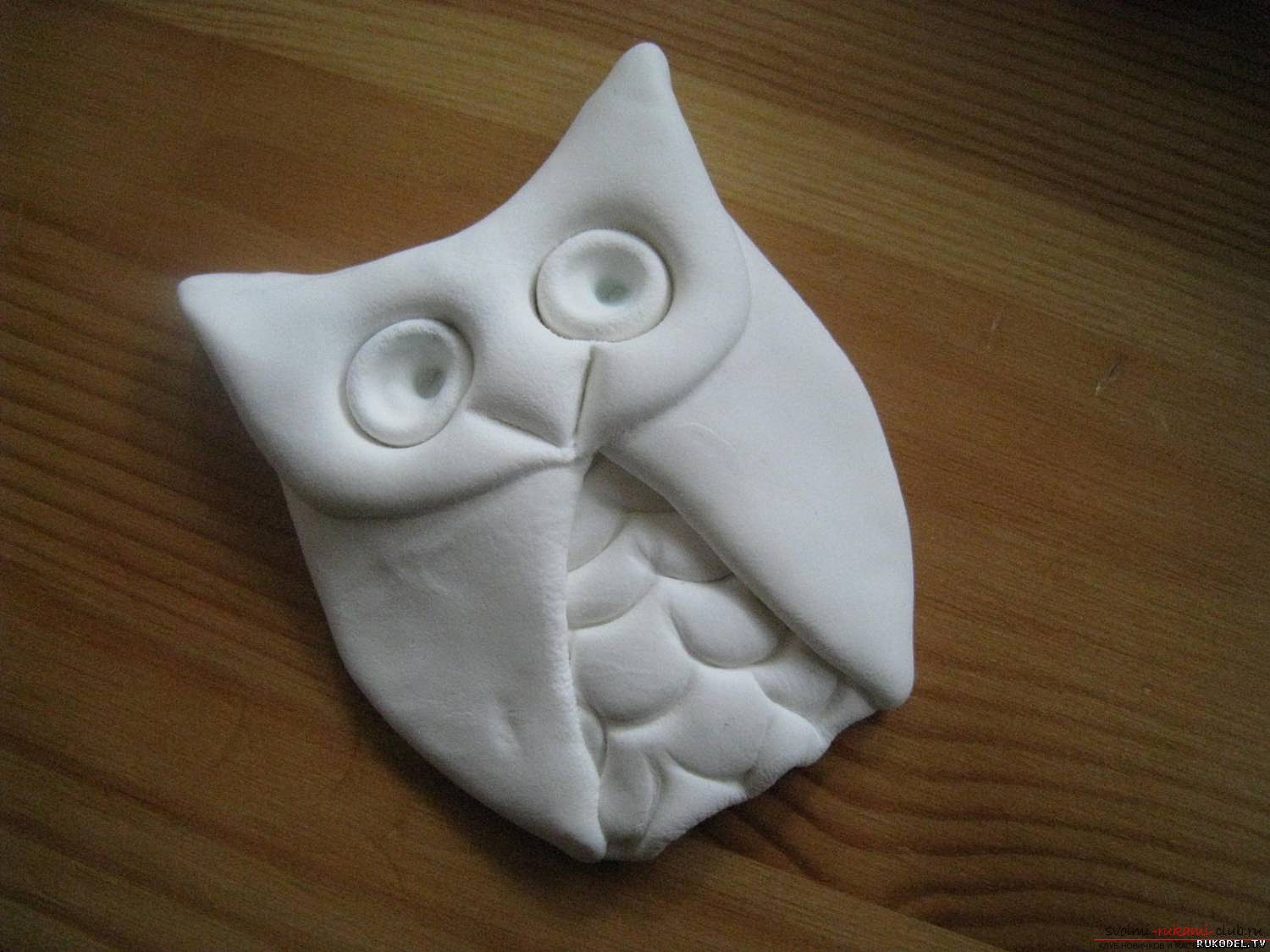 How to make beautiful crafts made of gypsum. Examples of gypsum articles. Picture №1