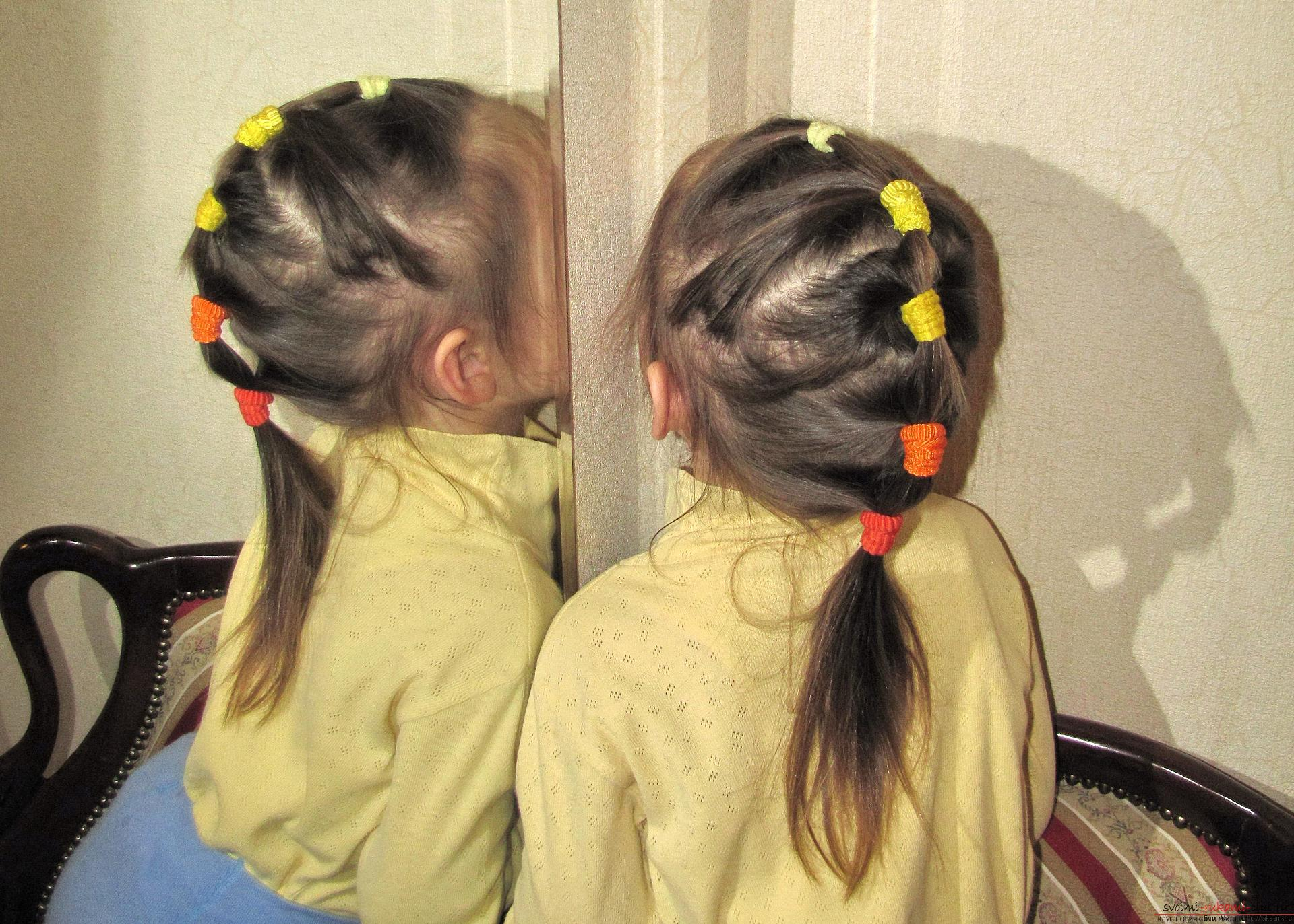 Why and how to choose a simple hairstyle for girls. Photo №4