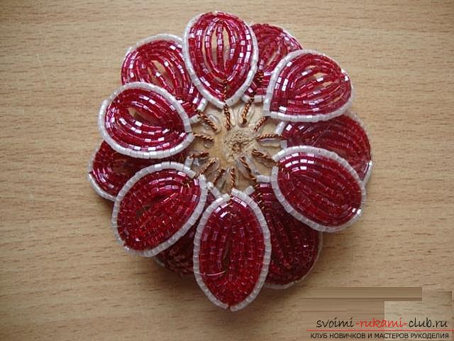 Several master classes for decorating caskets with beads, photos, ideas for inspiration .. Photo # 26
