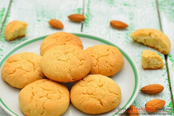 A delicious recipe for corn biscuits in a home oven with photos and a recipe. Picture №3