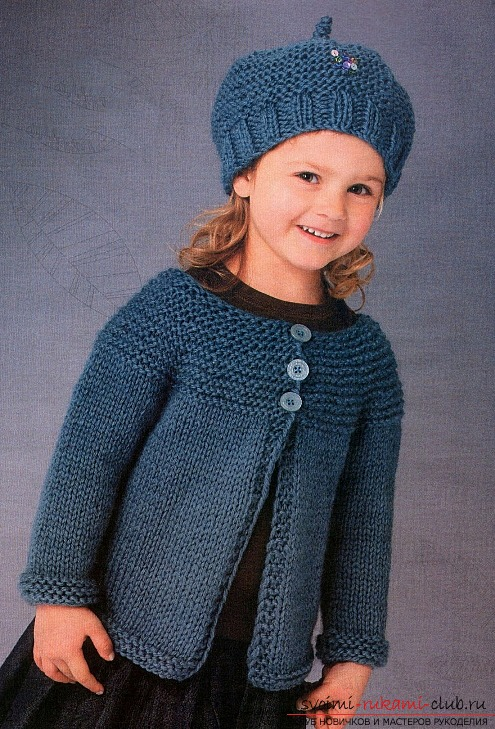 knitted winter hats for girls. Photo №1