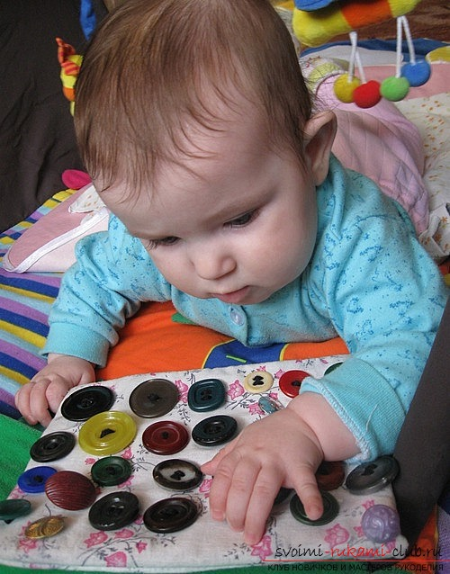 How to make educational games and toys for children with their own hands. Photo №1