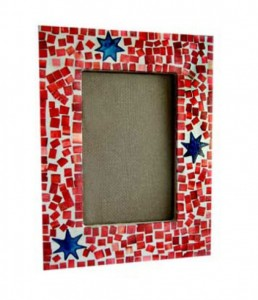 photo frame by hand made of cardboard (17)