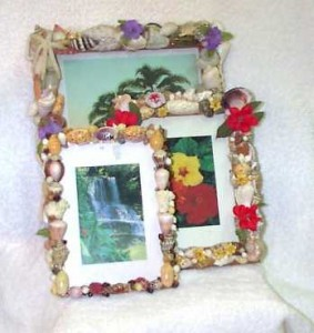 photo frame by hand made of cardboard (20)