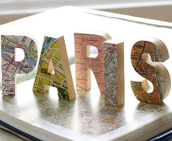 geographical maps on ornamental letters 02
