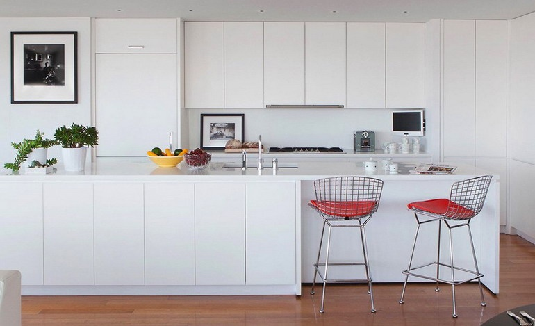 Kitchen in apartments in Brooklyn