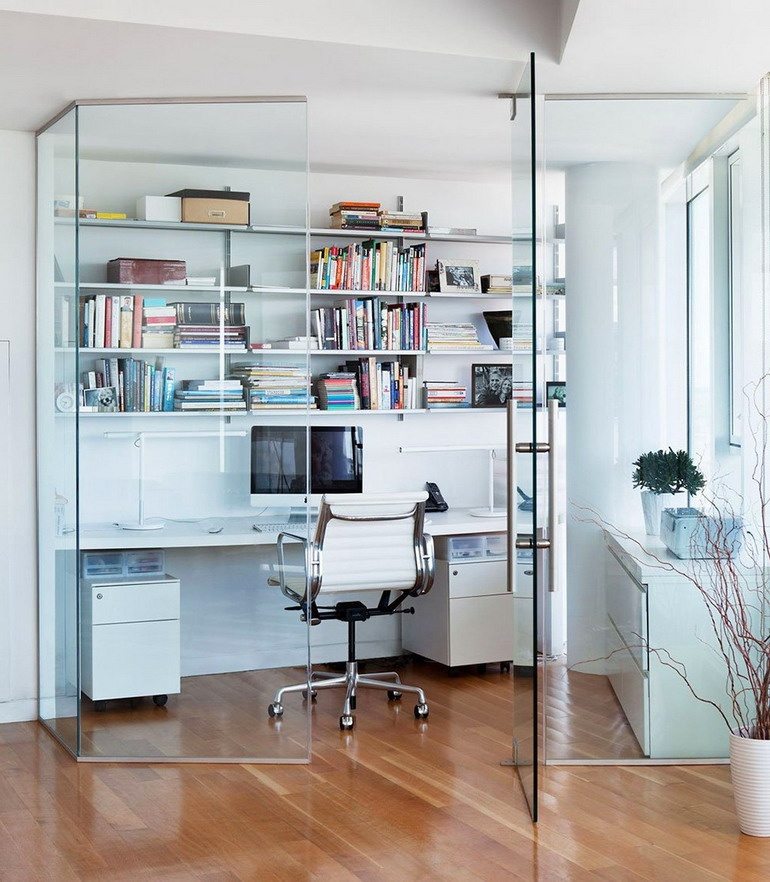 Workplace in apartments in Brooklyn