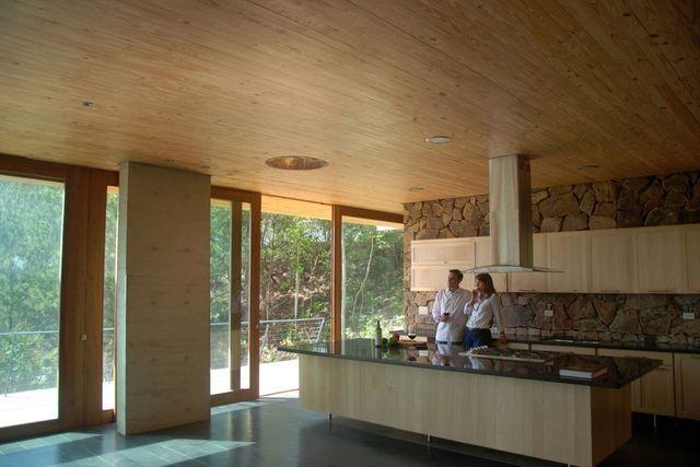 кухня еко будинку в Доміікане