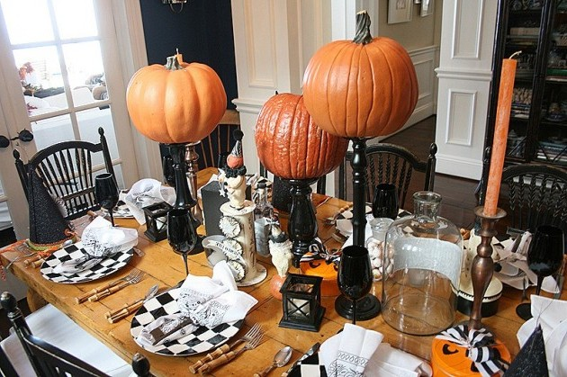Halloween Festive Table Furniture