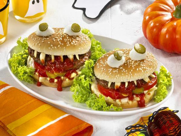 Hamburger - Monsters