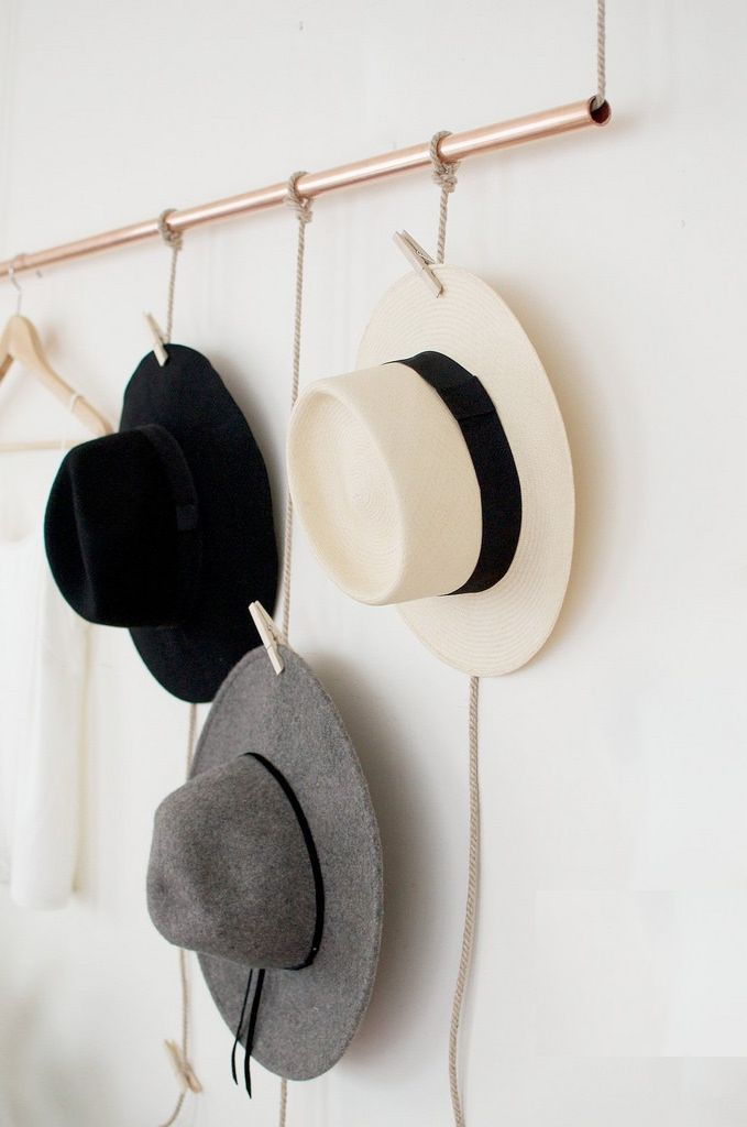 wall hanger for hats