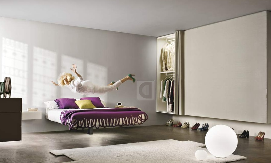 imitation of hanging bed