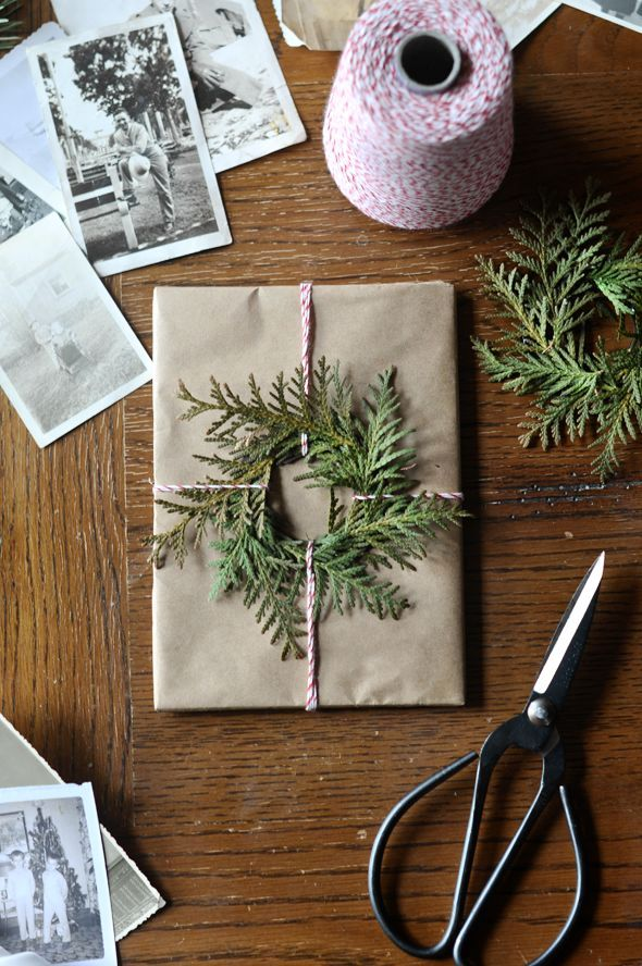 how to make a mini wreath from branches 00