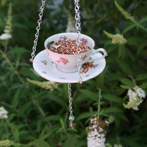 How to make a bird feeder with your own hands.