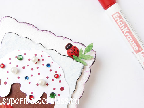 How to make a beautiful card for Easter