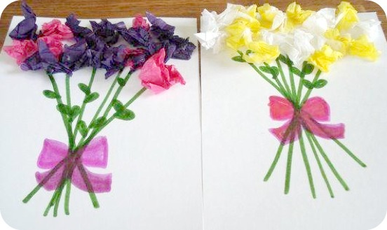 How to make a gift to your mom with your own hands. Ideas for crafts for mother's day