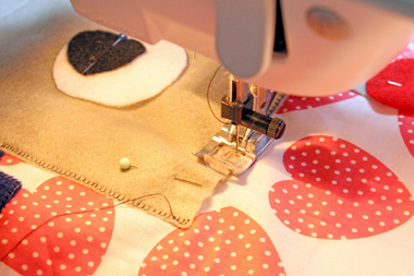 How to sew a bag (2)