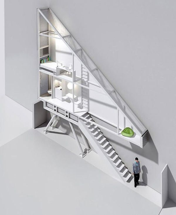 the most narrow house in the world keret house