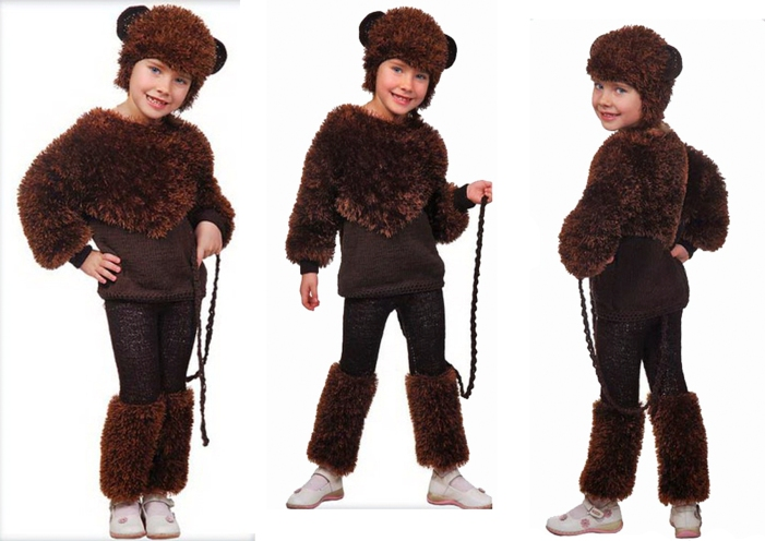 dog suit for boy