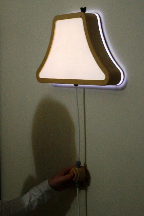 Flat lamps Condor from Giles Godwin-Brown