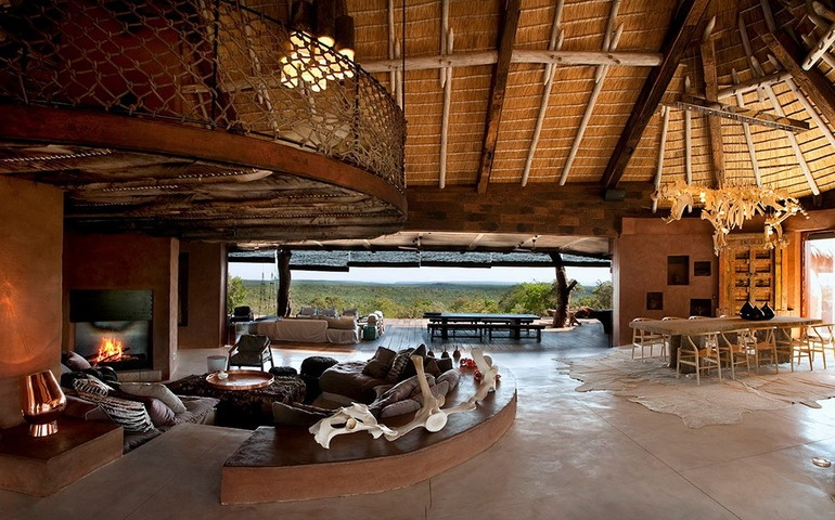 Luxury villa in South Africa for a vacation in Limpopo
