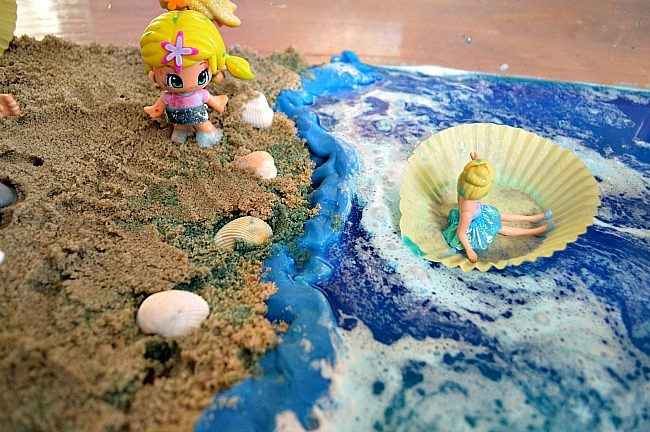 Summer games and crafts with children own hands