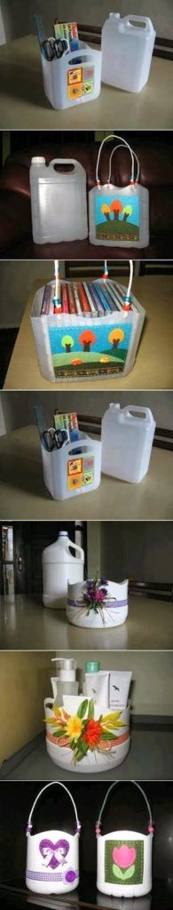 BEST IDEAS. What can be done from plastic bottles (52)