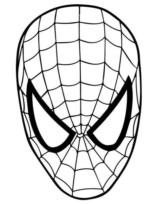 örümcek Adam Maskesi Nasıl Hazırlanır