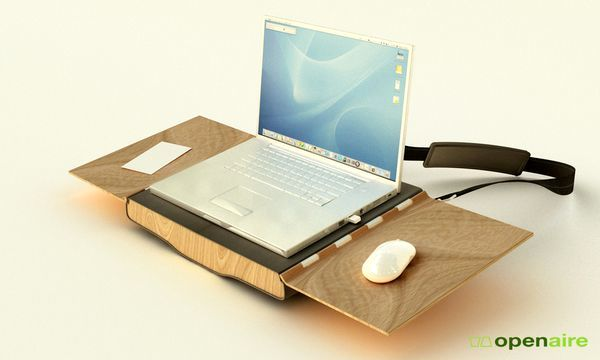 notebook stand portable