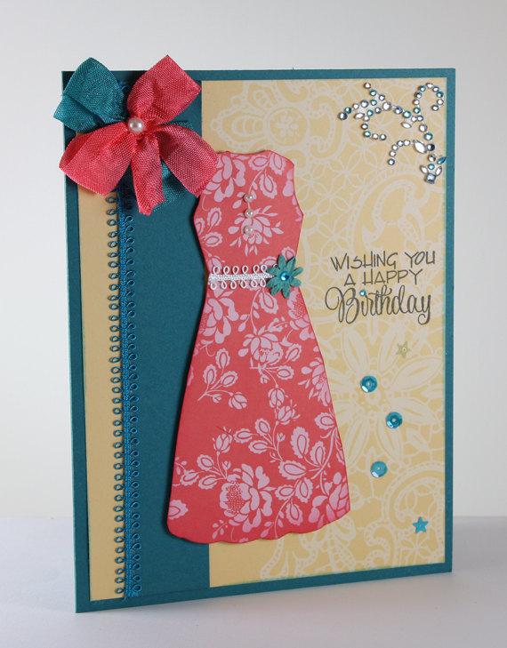 Сделать открытку девушке на день рождения 896