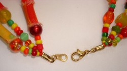 necklace from plastic bottle (11)