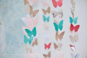 мобіль з бабочкамі2