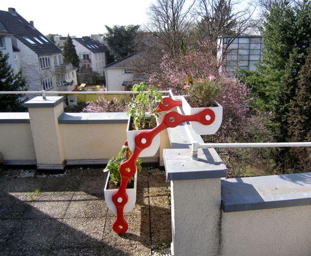 кашпо для балкона