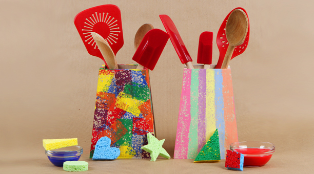 Gifts for March 8 with their own hands. Children's crafts for women's day (1)