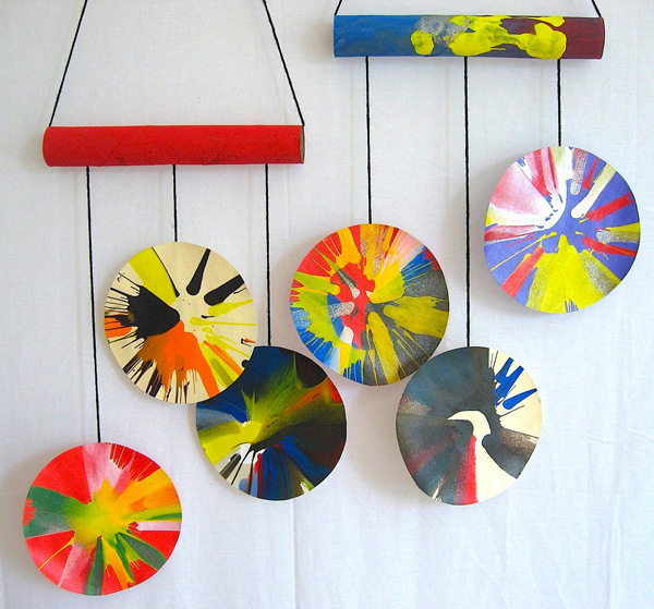 Crafts for the summer with your own hands made of paper and materials.