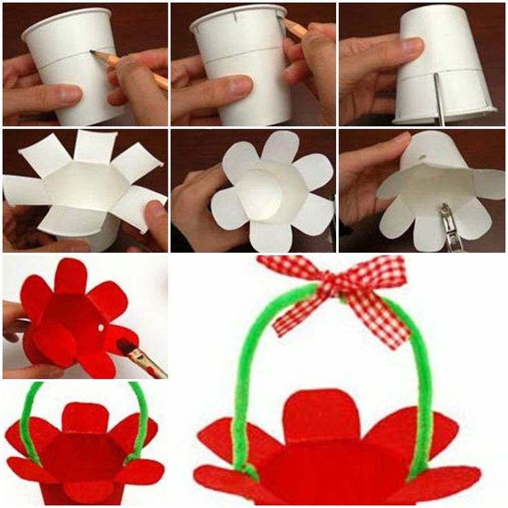 Crafts From Paper In Stages Do It Yourself For Beginners