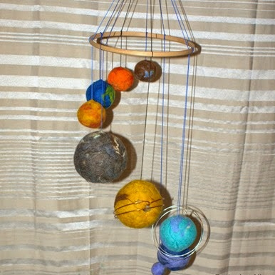 Crafts on the theme of space. About space for children.
