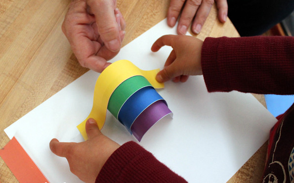 Crafts on the theme of spring with their own hands. Spring day in kindergarten