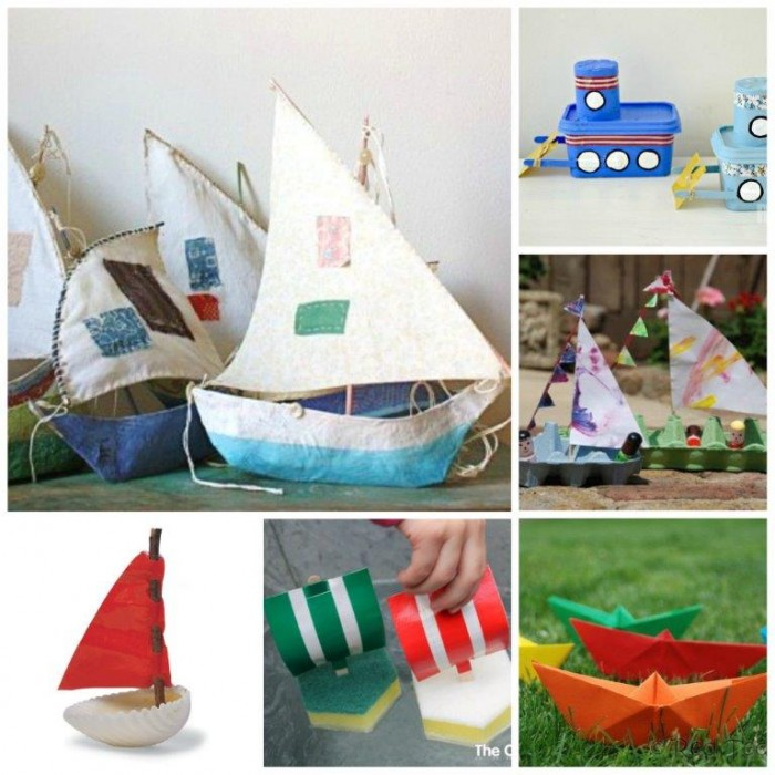 Crafts with children by May 9. Gifts with your hands on Victory Day (7)