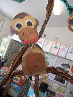 Занаяти със символ 2016 година на огнената маймуна (15)