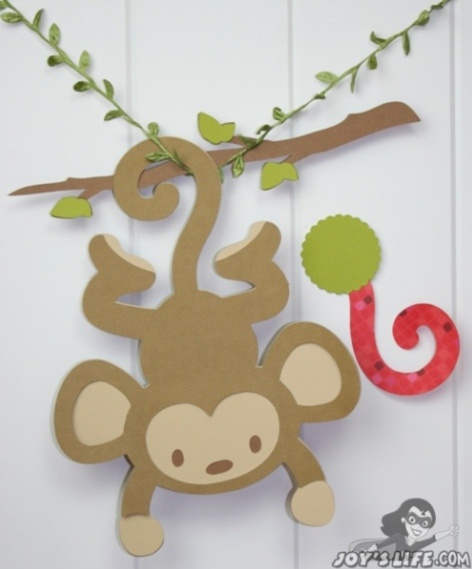 Crafts with the symbol of 2016 the year of the fiery monkey (11)