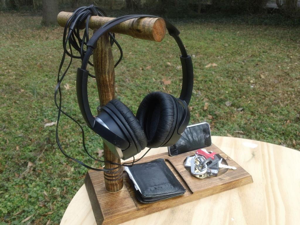 Стенна слушалка със собствените си ръце