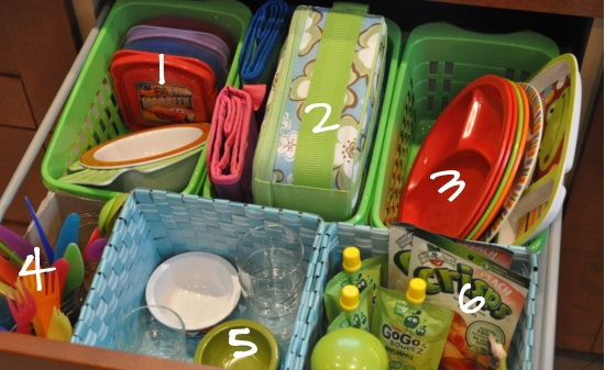 Useful crafts for home. Organizer for things with their own hands.