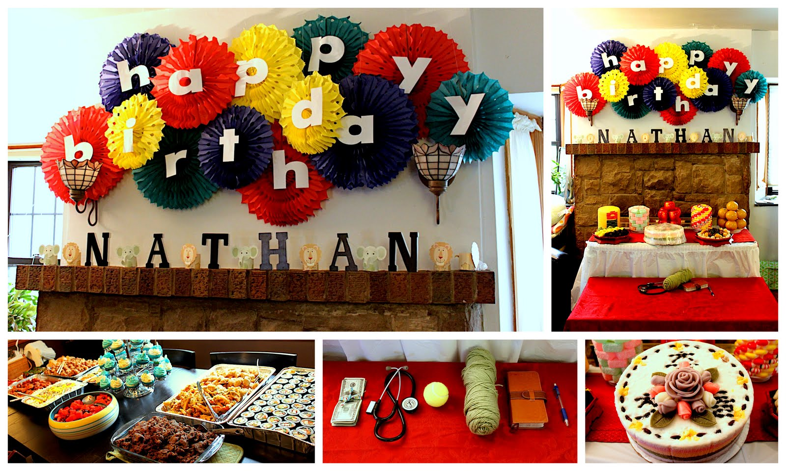Celebration with your own hands. Ideas for the design of a children's birthday.
