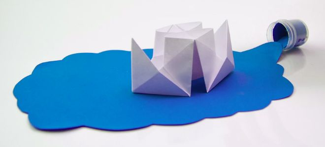 3D 3D swan with your own hands