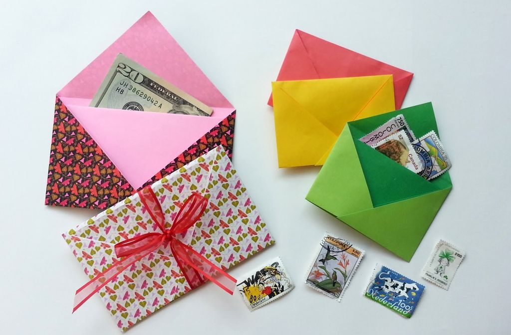 How to make a simple paper envelope