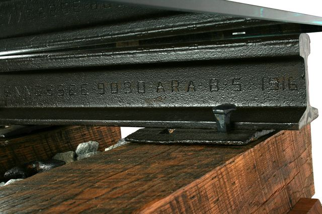 The serial number on the rail this furniture is made of