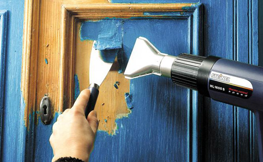 Restoration of interior doors with their own hands